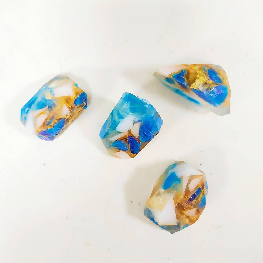 Create Gemstone Soap Workshop for Xmas Gifts - 19 December 2020, 3.30pm to 5.30pm - Workshops - IN-HEAL - Naiise