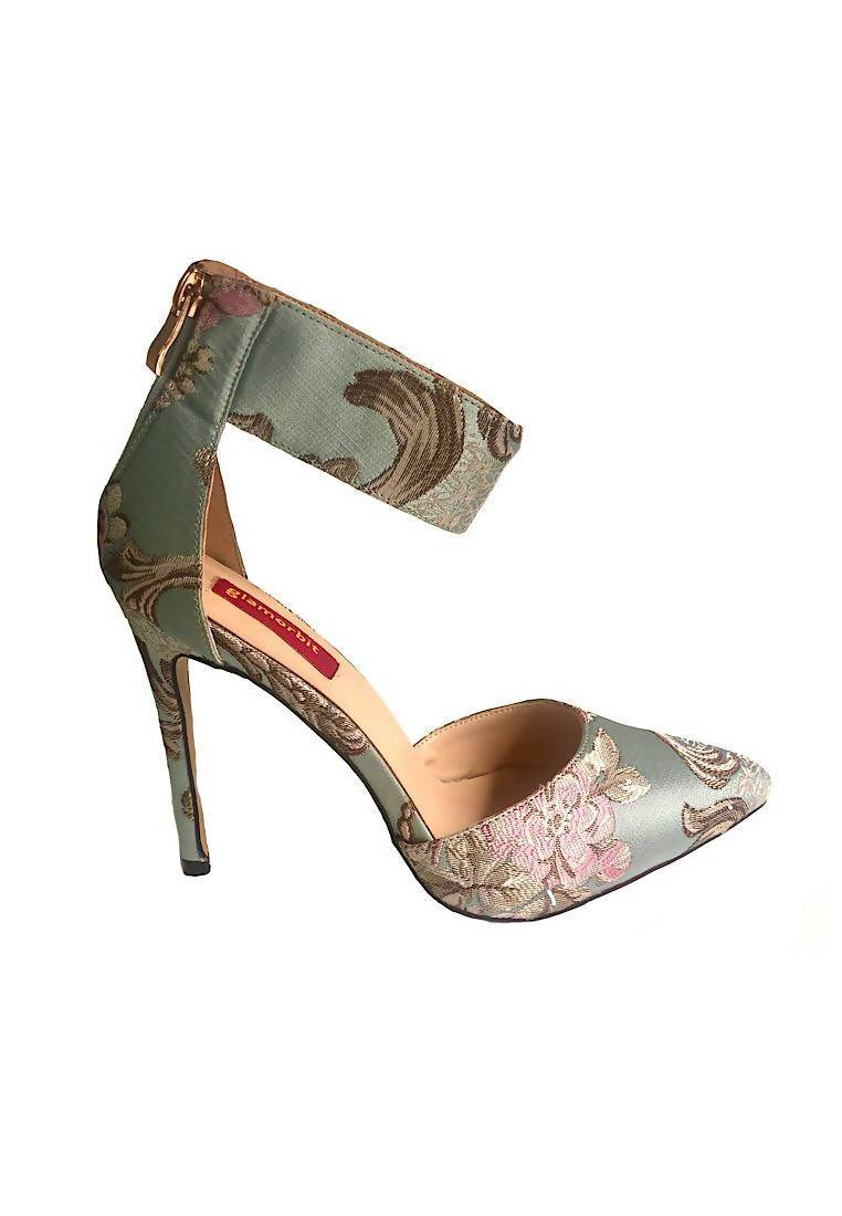Erin Oriental High Heels - Women Shoes - Glamorbit - Naiise