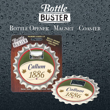BOTTLE BUSTER - Best Bottle Opener : Callum - Bottle Openers - La Belle Collection - Naiise