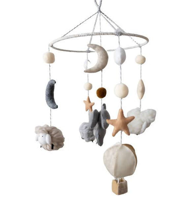 Counting Sheeps Crib Mobile Nursery Décor Little Happy Haus