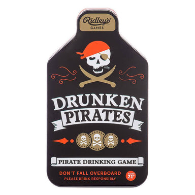 Ridley's Drunken Pirate Drinking Game - Games - The Planet Collection - Naiise