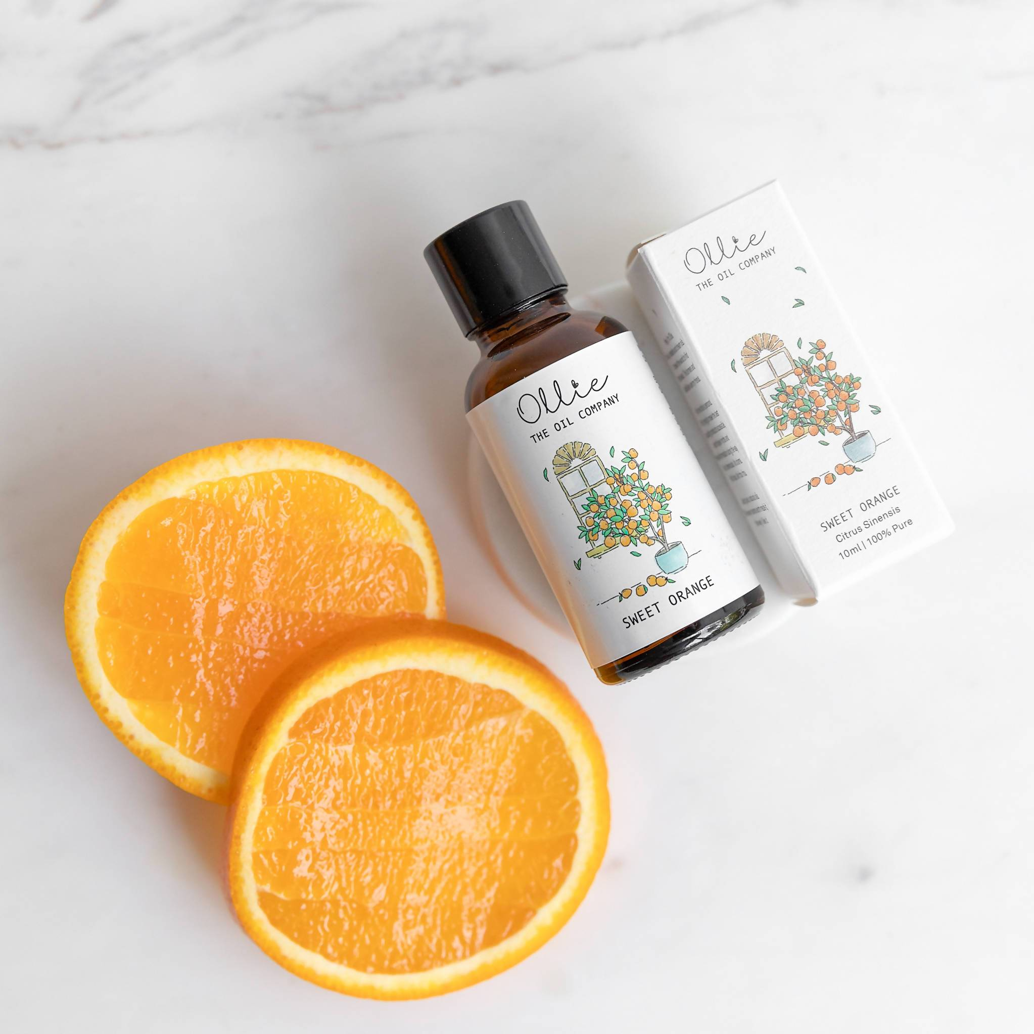 Ollie Sweet Orange Essential Oil - Essential Oils - Ollie - Naiise