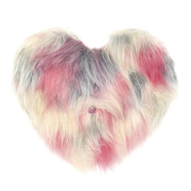Ragdoll Furry Heart Clutch - Women Bags - By Moumi - Naiise