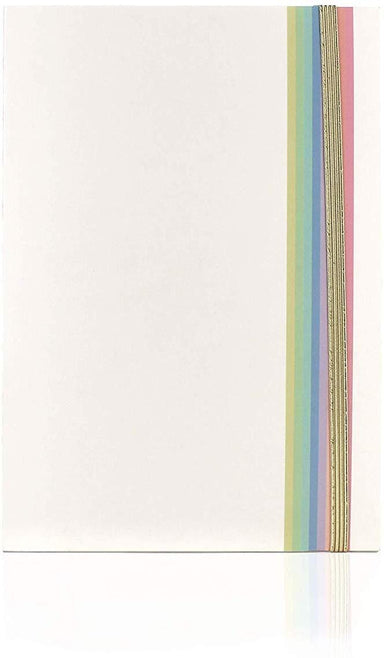 Rainbow Scented Notebook Notebooks NPW