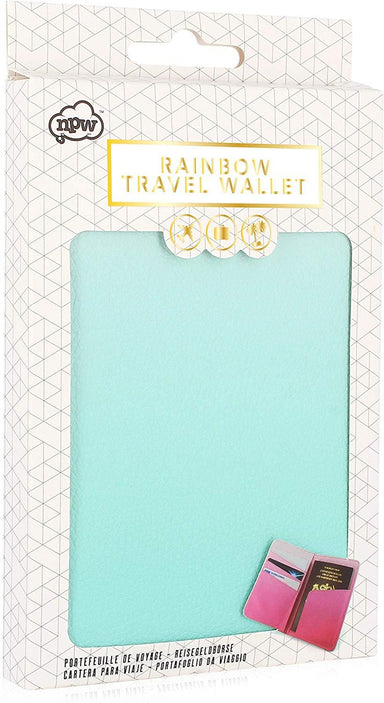 Rainbow - Travel Wallet Wallets NPW