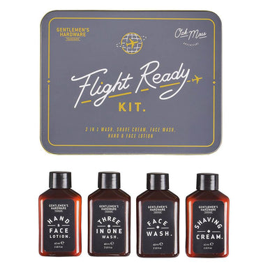 The Gentlemen's Hardware - Flight Ready Kit - Travel Accessories - The Planet Collection - Naiise