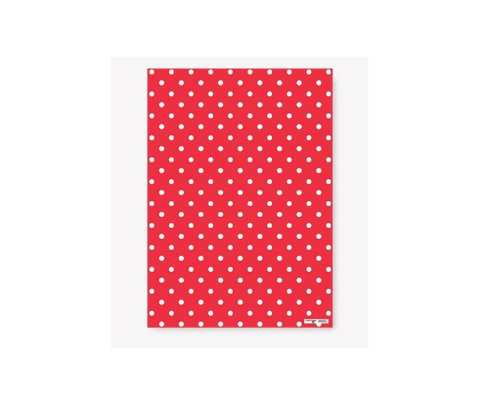 Red Polka Dot Wrapping Paper Wrapping Papers Fevrier Designs