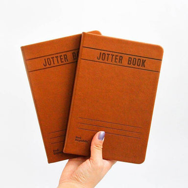 Red Republic Jotter Notebook - Notebooks - Ok Can Lah - Naiise