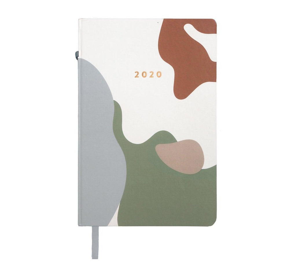 Regular Earth 2020 Planner Planners The Paper Bunny