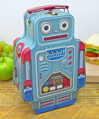 Robot Lunchbox Kids Lunch Boxes Suck UK