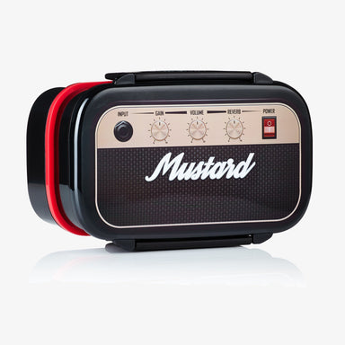 Rockbox Lunchbox Lunch Boxes Mustard
