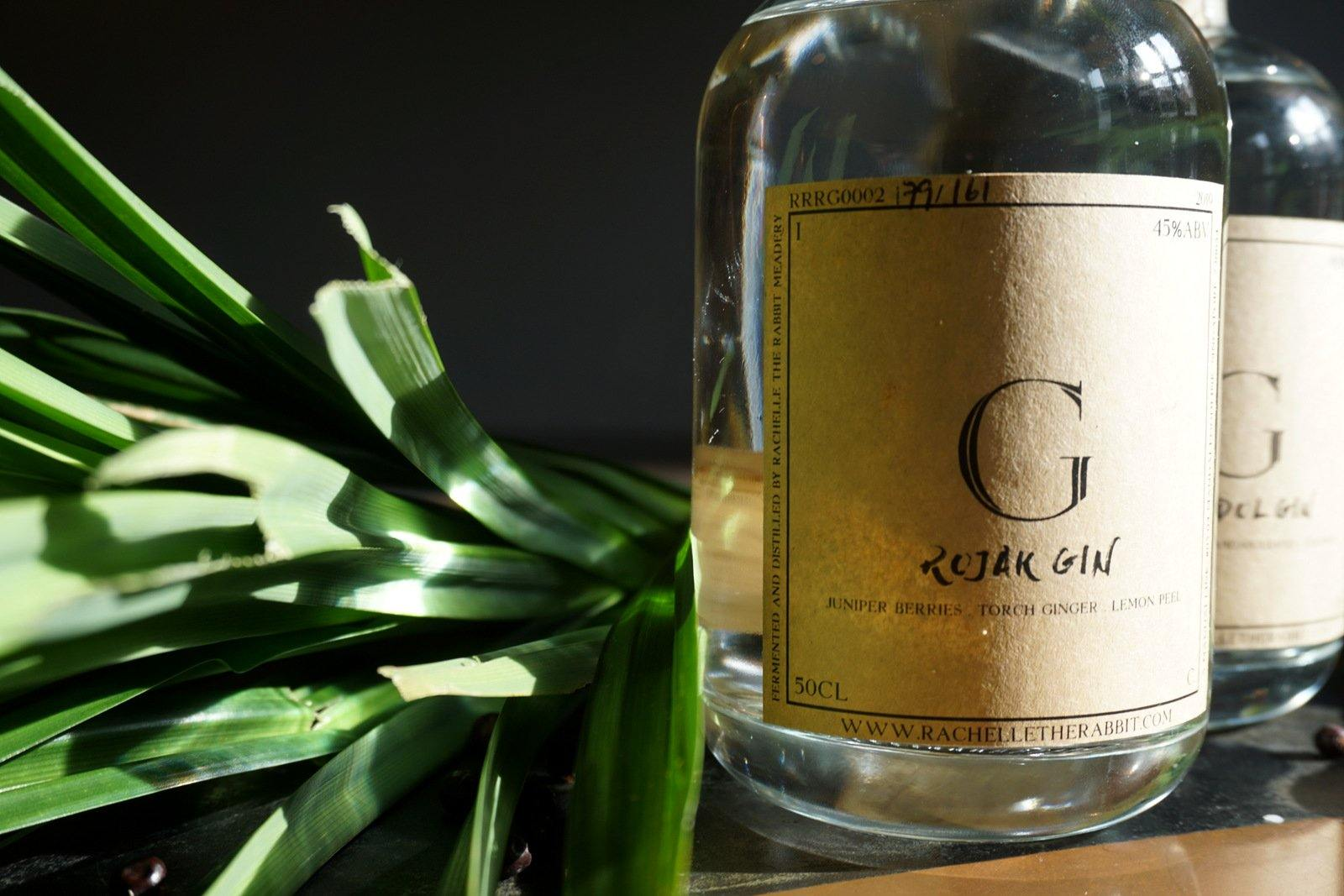 Rojak Gin - Alcoholic Drinks - Compendium - Naiise