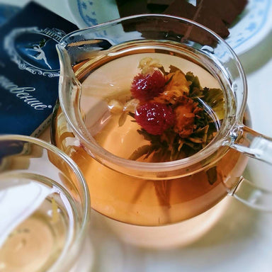 Romeo Loves Juliet Blooming Tea (Original Green Tea) - Teas - Petale Tea - Naiise