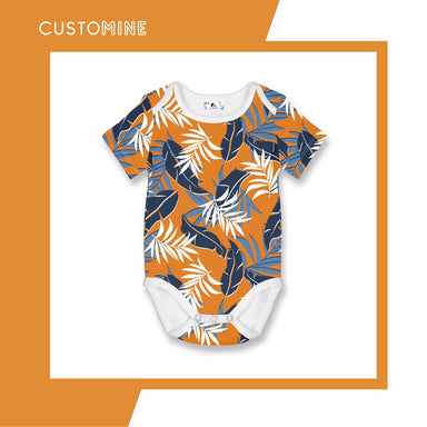 Romper Bali Bohemian Local Baby Clothing CUSTOMINE 0-3M Sunny