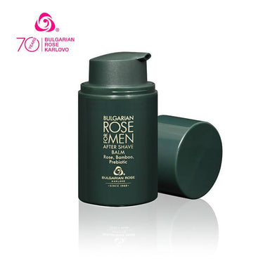 ROSE FOR MEN After Shave Balm - Grooming Essentials - Bulgarian Rose Karlovo - Naiise