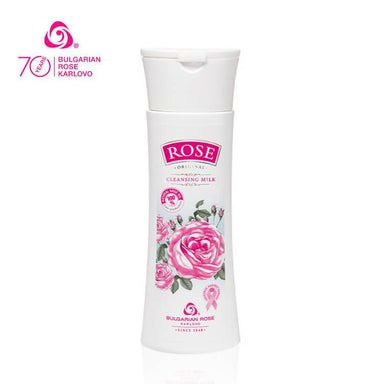 ROSE ORIGINAL Cleansing Milk - Face Cleansers - Bulgarian Rose Karlovo - Naiise