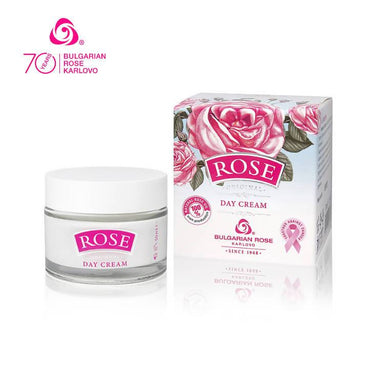 ROSE ORIGINAL Day Cream New Arrivals Bulgarian Rose Karlovo