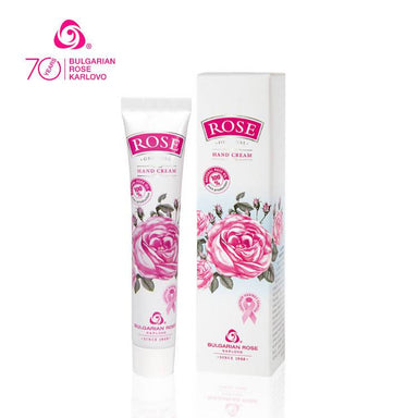 ROSE ORIGINAL Hand Cream - Hand Creams - Bulgarian Rose Karlovo - Naiise