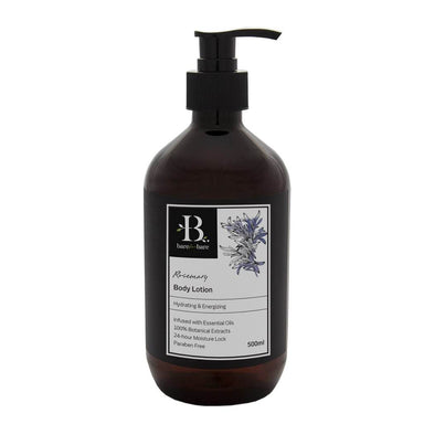 Rosemary Body Lotion Body Lotions Bare for Bare 500ml