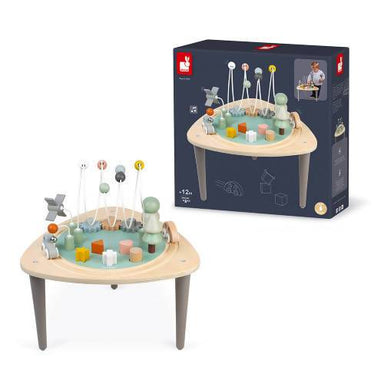 Sweet Cocoon Activity Table - Kids Toys - The Children's Showcase - Naiise