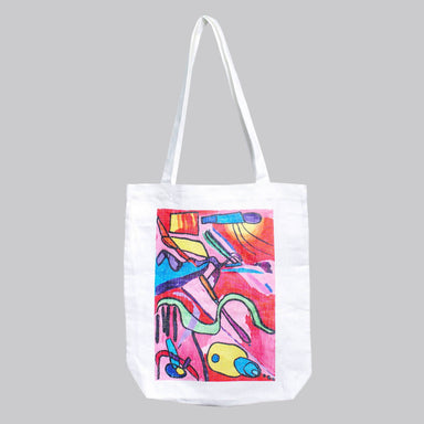 Sanguine Tote Bag New Arrivals twopluso
