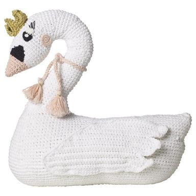 Savannah Swan Stuffed Toys La De Dah Kids