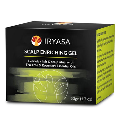 Scalp Enriching Gel - Scalp Mask - Iryasa - Naiise