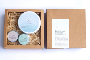 Self-Care Bundle by the Salve Co. - Beauty Gift Sets - The Salve Co. - Naiise