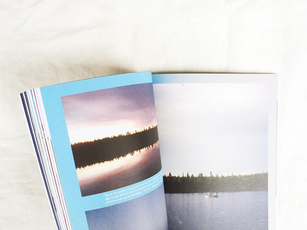 Semi Private Life in Helsinki 2/4 (Summer) Fiction Books Math Paper Press