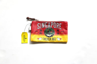 SG Ayam Brand Pouch - Small Local Pouches Chalo