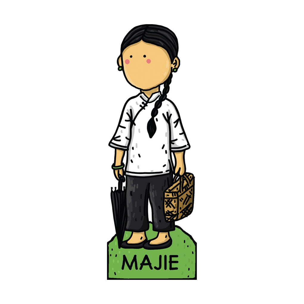SG Bicentennial Bookmarks (Exclusive) Bookmarks Naiise Majie