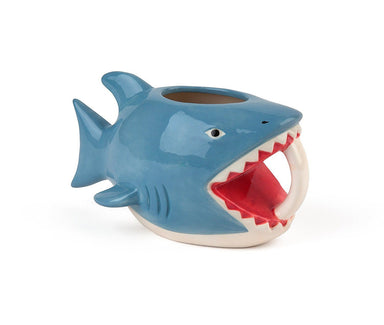 Shark Bite Coffee Mug Mugs BigMouth Inc