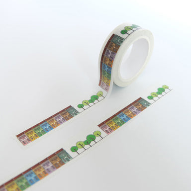 Shophouse Washi Tape - Washi Tapes - Just Sketch - Naiise