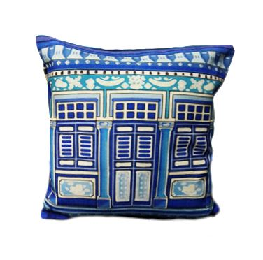 Shophouse Window Cushion Cover - Local Cushion Covers - One Gallery - Naiise
