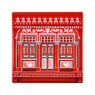 Shophouse Window Tile Coaster - Local Coasters - One Gallery - Naiise