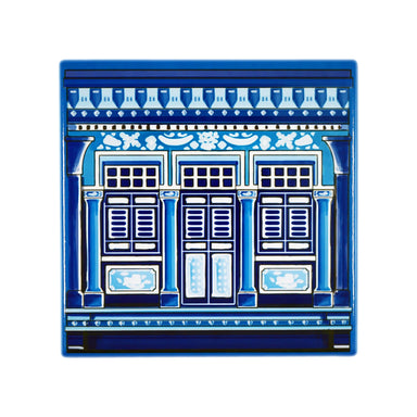 Shophouse Window Tile Magnet - Local Magnets - One Gallery - Naiise