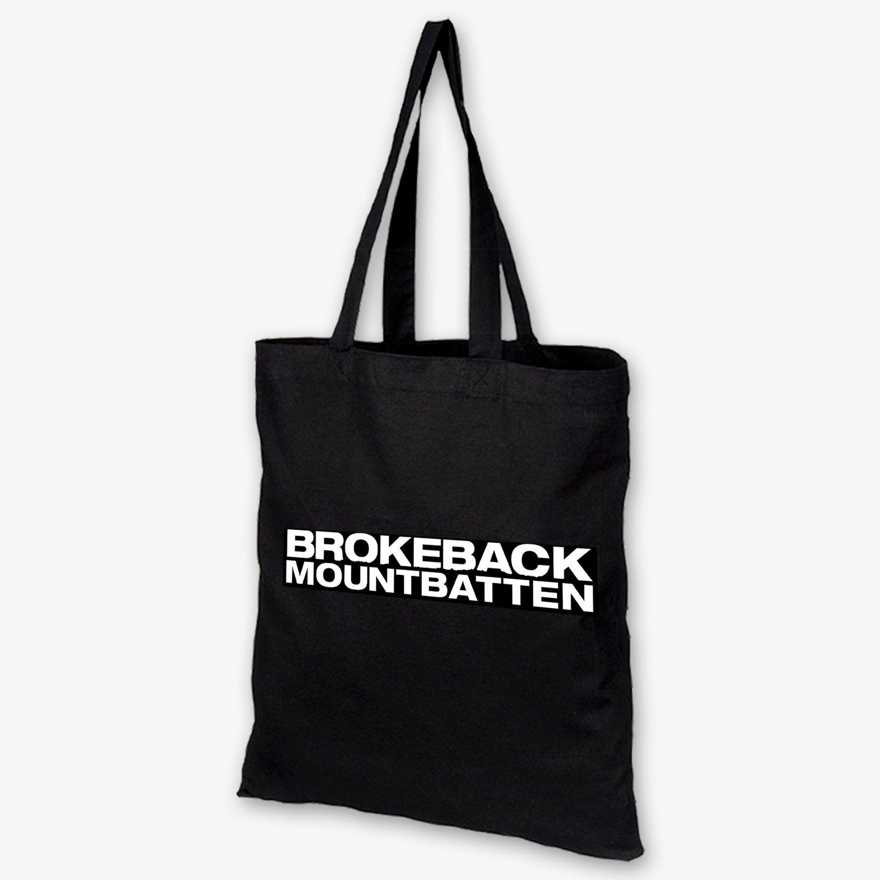 Sin City Tote Bag - Brokeback Mountbatten - Tote Bags - Kult3D - Naiise