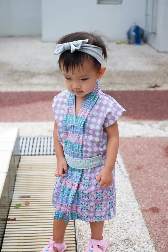 [SINGAPORE STORY] Peranakan MiniMe Dress Girls' Dresses Ans.ein
