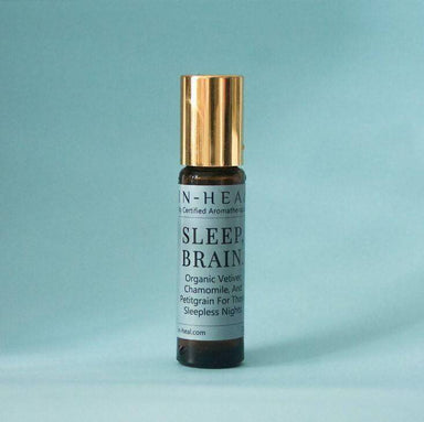 Sleep Brain-Aromatheraphy Essential Oil Roll-On - Essential Oil Roll-Ons - IN-HEAL - Naiise