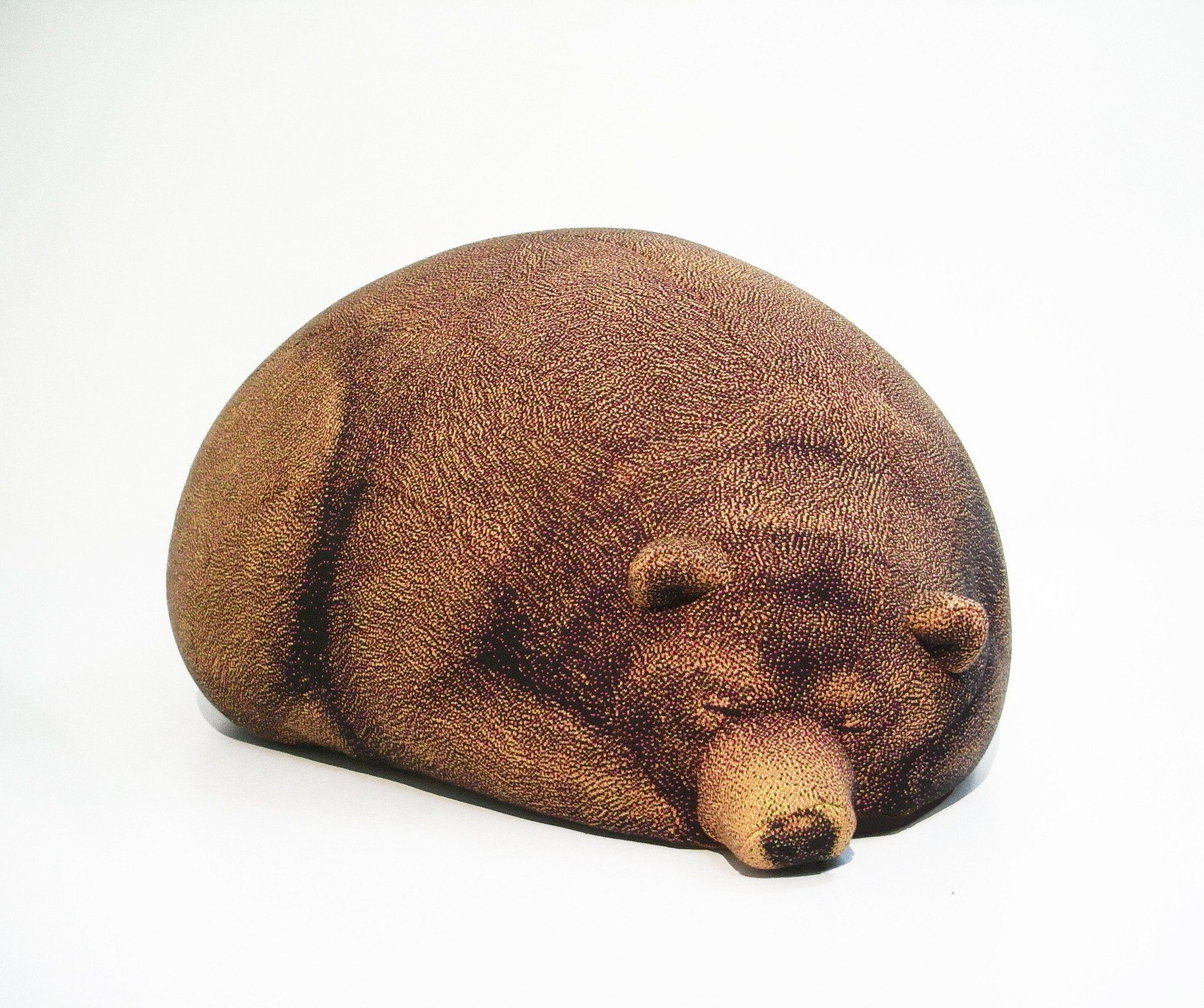 Sleeping Grizzly Bear Bean Bag (Pre-Order) - Bean Bags - Chic Sin Design - Naiise
