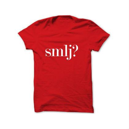 SMLJ T-Shirt Local T-shirts Statement Men's X Small Red
