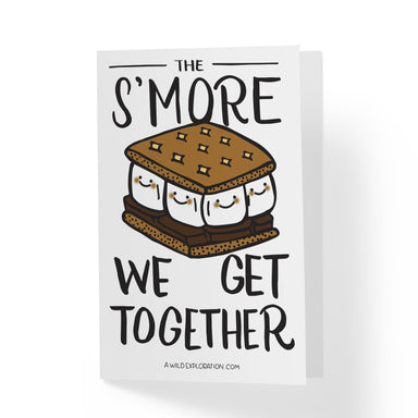 S'more Greeting Card - Christmas Cards - A Wild Exploration - Naiise
