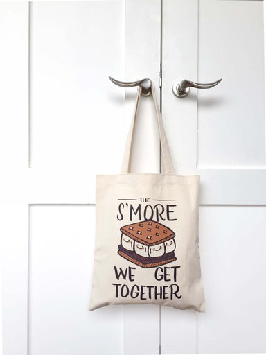S'more Tote Bag - Tote Bags - A Wild Exploration - Naiise