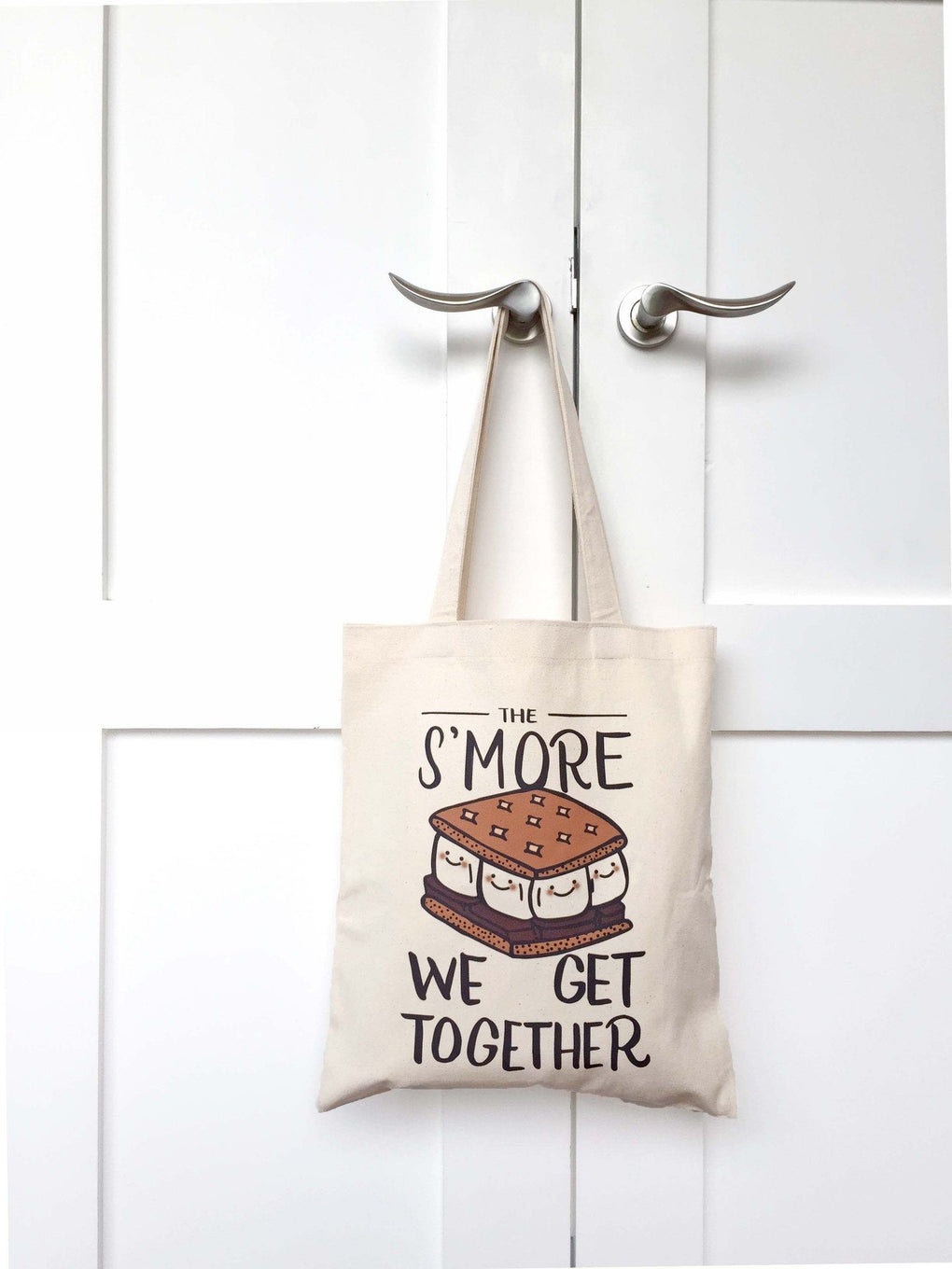 S'more Tote Bag Tote Bags A Wild Exploration