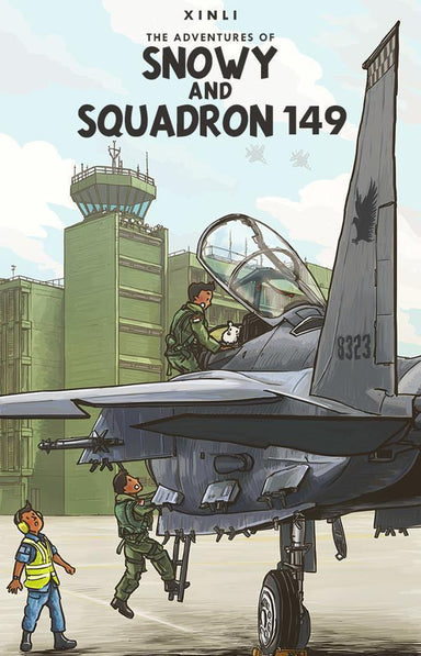 Snowy and Squadron 149 - Local Prints - Lee Xin Li - Naiise