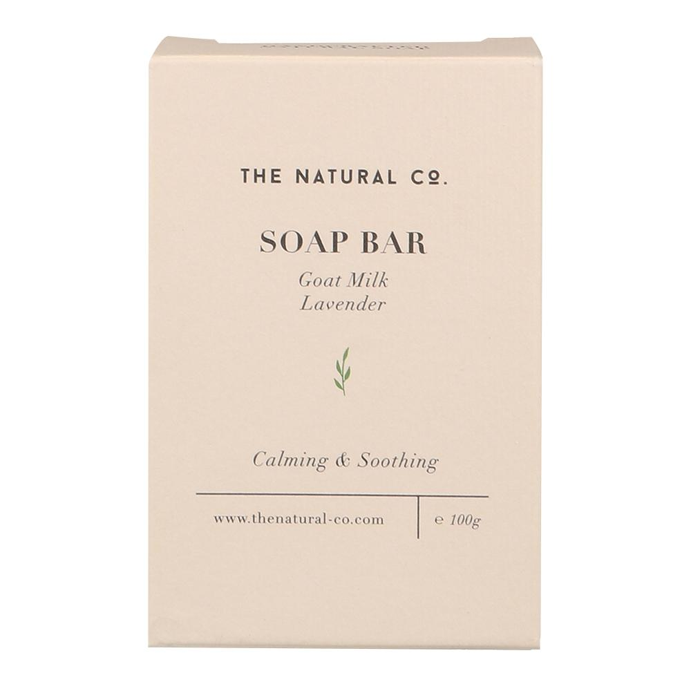 Soap Bar - Goat Milk - Lavender - Soaps - The Natural Co - Naiise