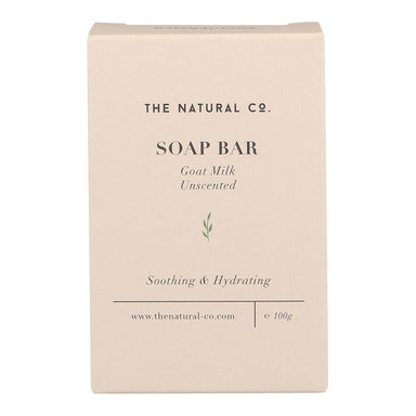Soap Bar - Goat Milk - Unscented Soaps The Natural Co.