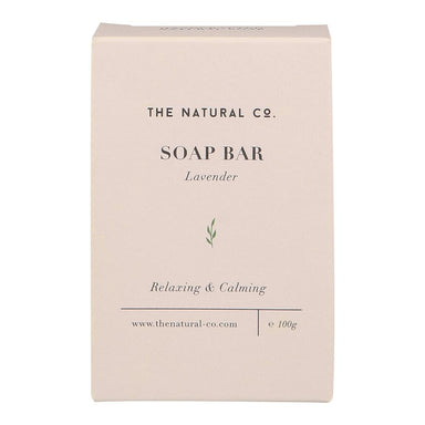 Soap Bar - Vegan - Lavender Soaps The Natural Co.
