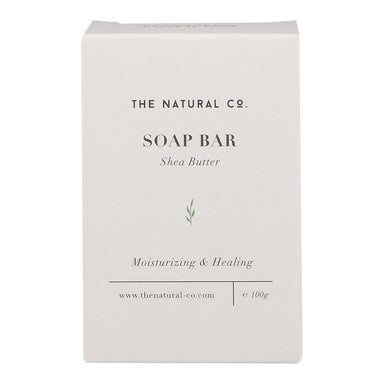 Soap Bar - Vegan - Shea Butter Unscented Soaps The Natural Co.