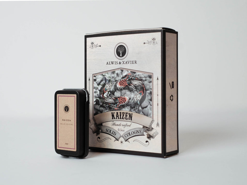 Solid Cologne - Kaizen Colognes Alwis & Xavier